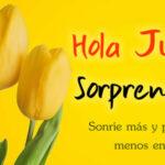 Feliz mes de Junio 2021 con frases lindas e imagenes