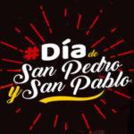 Feliz dia de San Pedro y San Pablo 2021