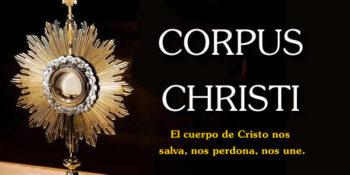 feliz corpus christi