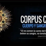 Jueves 3 de Junio: Corpus Christi 2021