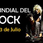 Dia Mundial del Rock: 13 de Julio 2021