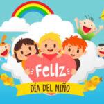 Feliz dia del niño 2021 con imagenes
