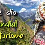 Imagenes con frases Dia mundial del turismo 2021